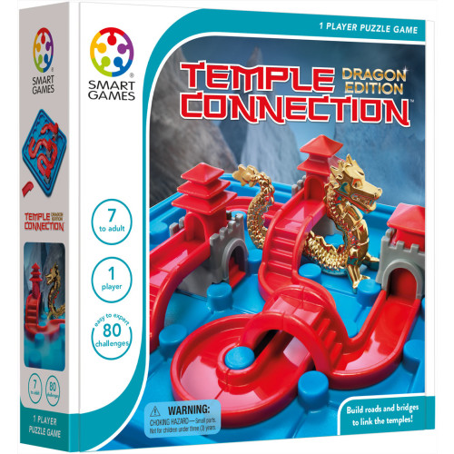 Puzzle Game - Temple Connection Dragon Edition