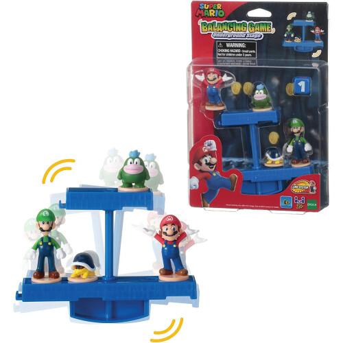 Super Mario Balancing Game - Underground Stage