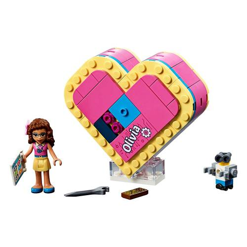 Lego 41357 Friends Olivia's Heart Box Set