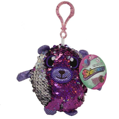 Shimmeez Clip On - Bear