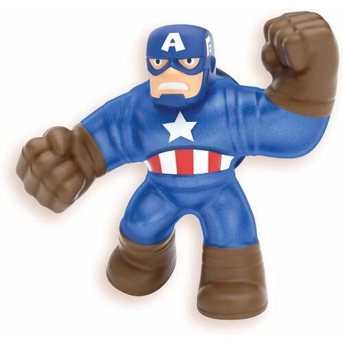 Heroes of Goo Jit Zu - Marvel - Captain America