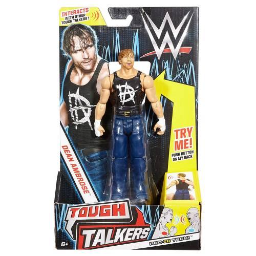 WWE Tough Talkers Figure - Dean Ambrose
