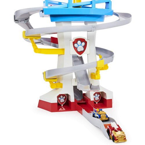 Paw Patrol True Metal Diecast Adventure Bay Rescue Way
