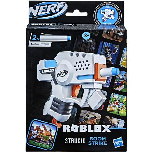 Nerf MicroShots Roblox Strucid Boom Stike