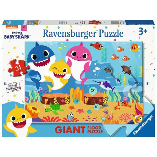 Ravensburger Giant Floor Puzzle 24pc Baby Shark