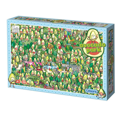 Gibsons Avocado Park 250pc XL Puzzle