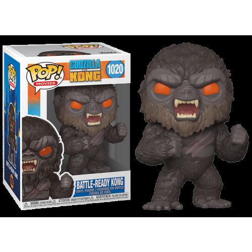 Funko Pop Vinyl - Godzilla vs Kong - Battle-Ready Kong 1020