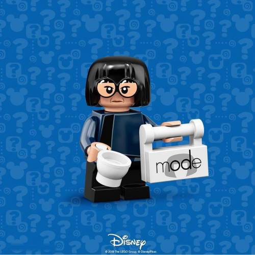 Lego Disney Minifigure Series 2 Edna Mode