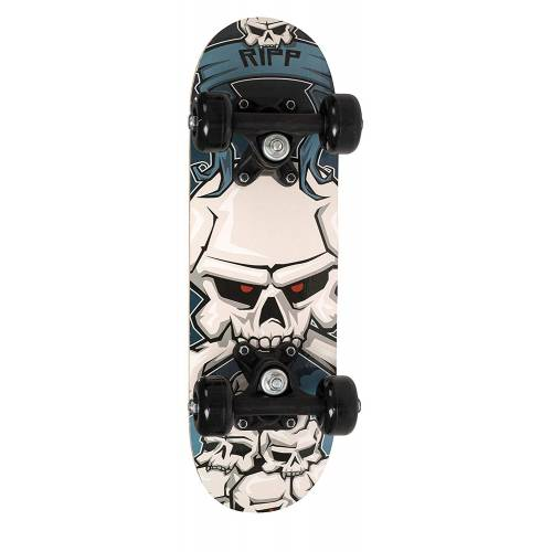 EVO Junior Mini Skateboard - Skulls