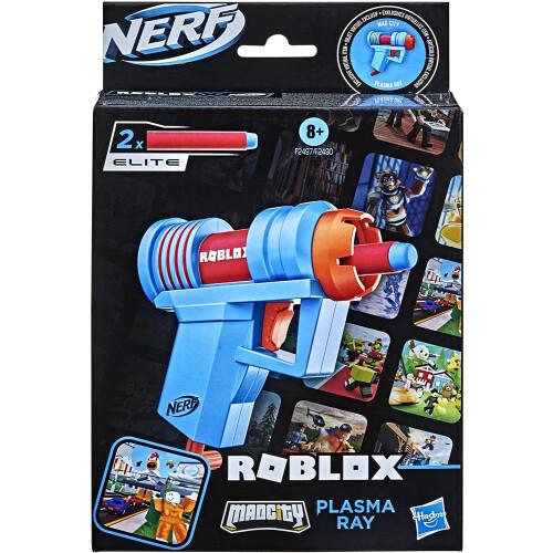 Nerf MicroShots Roblox Mad City Plasma Ray