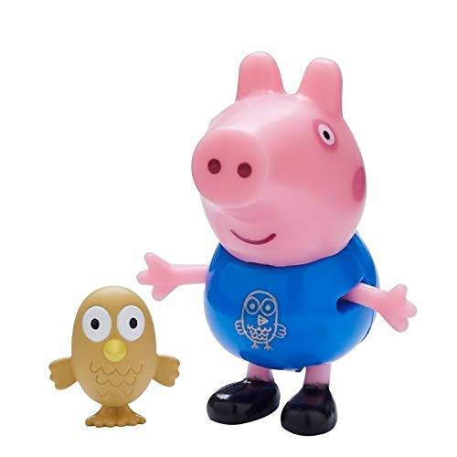 Peppa Pig Pals and Pets - George Pig & Owl
