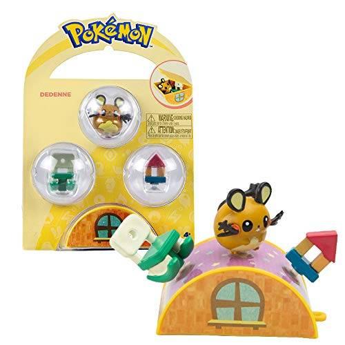 Pokemon Petite Pals Playset - Dedenne