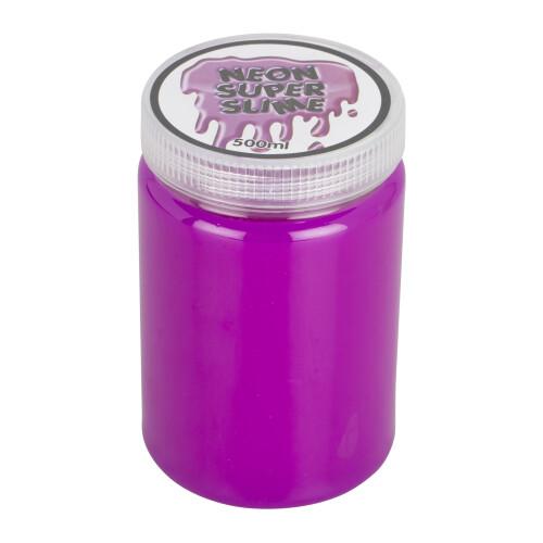 Neon Super Slime - Purple