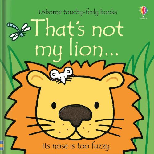 Usborne Books - That's Not My Lion...