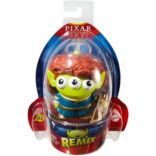 Pixar Alien Remix - Merida