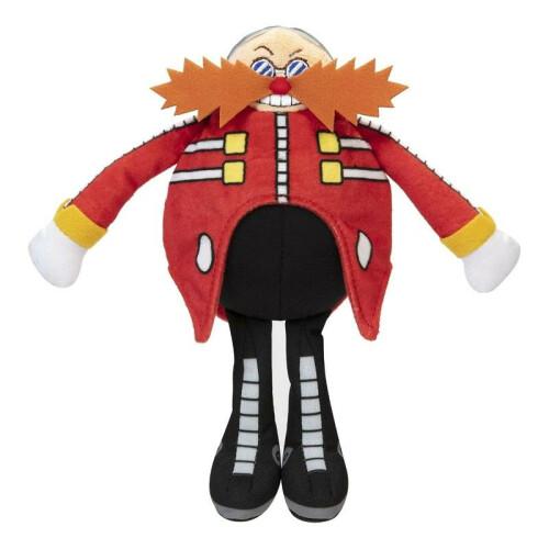 "Sonic The Hedgehog 7"" Plush - Dr. Eggman"