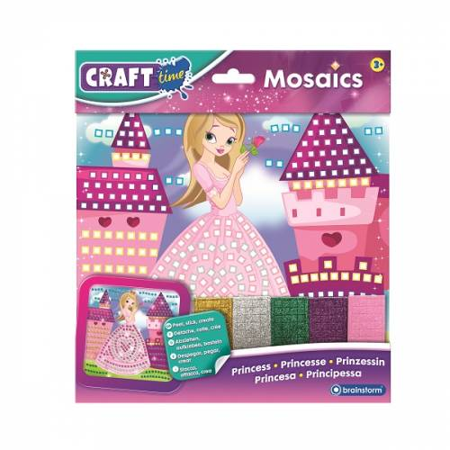 Craft Time Mosaics - Princess