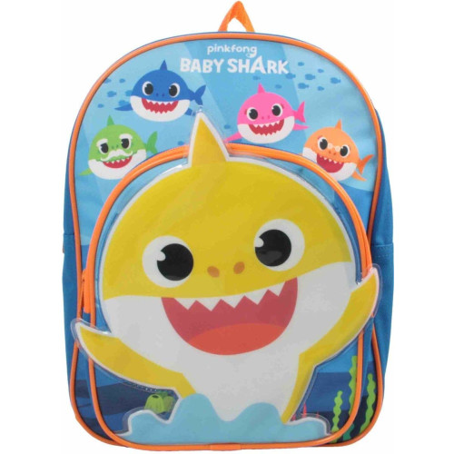 Character Backpack - Baby Shark with Sound