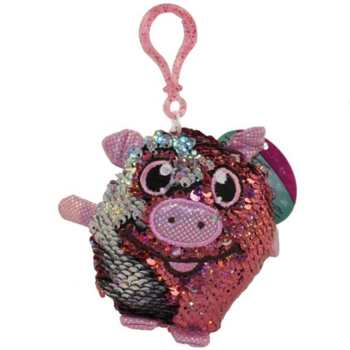 Shimmeez Clip On - Pig