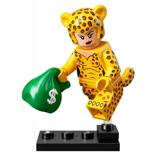 Lego 71026 DC Super Heroes Minifigure Cheetah