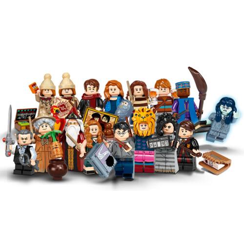 Lego 71028 Harry Potter Minifigure Series 2 - Complete Set