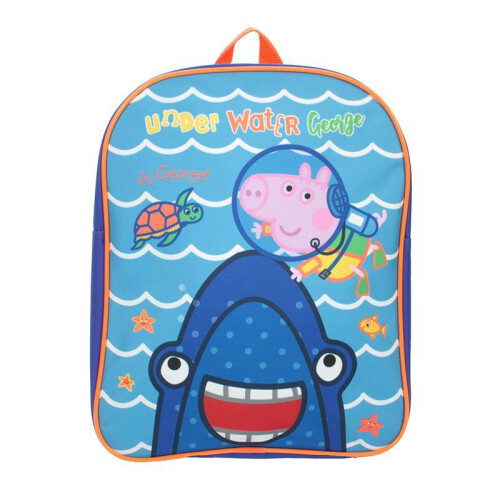 Character Backpack - Under Water George Pig