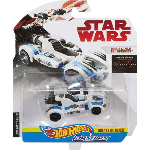 Hot Wheels Star Wars Resistance Ski Speeder
