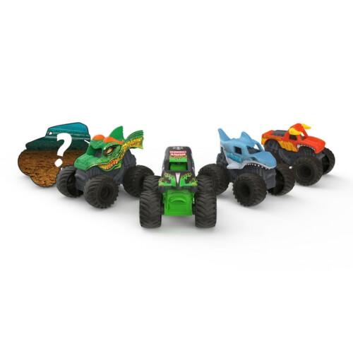 Monster Jam Mini 5 Pack 1:87