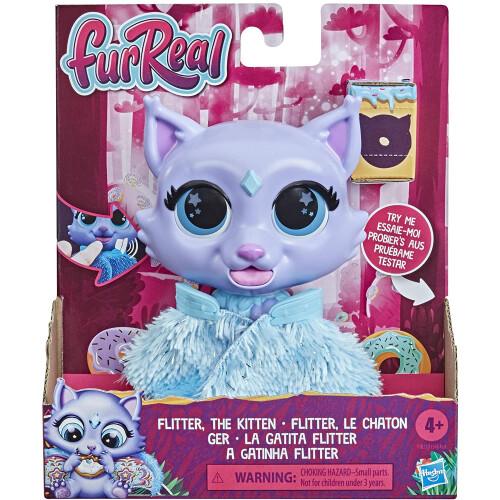 Fur Real Flitter The Kitten
