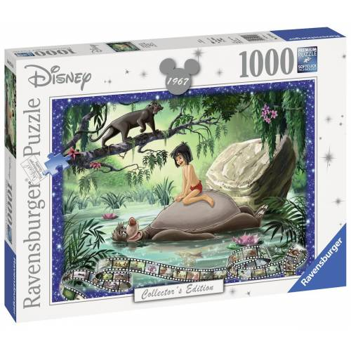 Ravensburger 1000pc Disney Collector's Edition Jungle Book Jigsaw Puzzle
