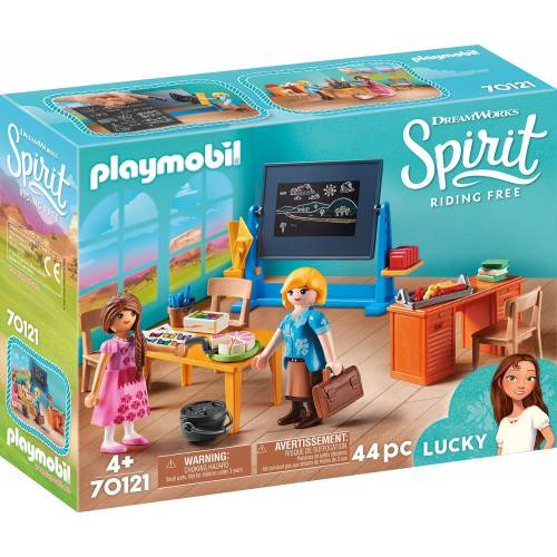 Playmobil Spirit 70121 Miss Flores' Classroom