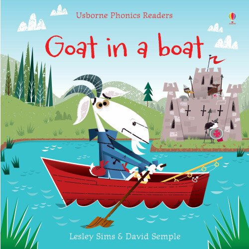 Usborne Books - Goat in a Boat