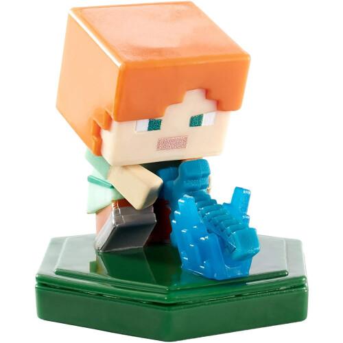 Minecraft Earth Boost Mini Figure - Attacking Alex