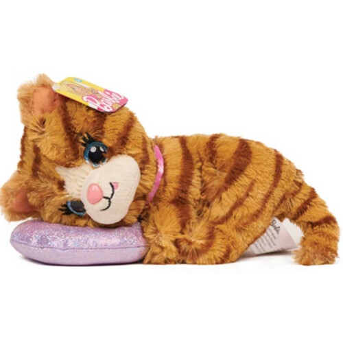 Barbie Pets Bean Plush - Cat with Cushion