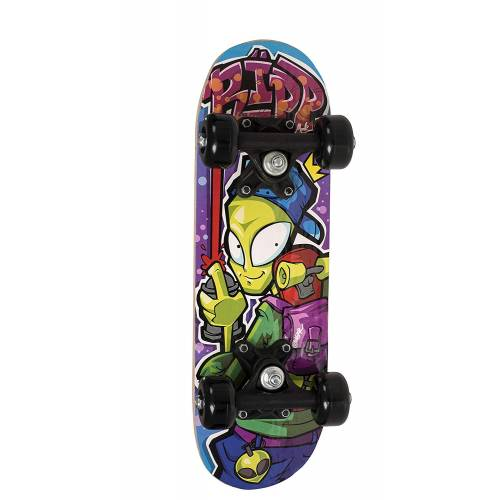 EVO Junior Mini Skateboard - Alien