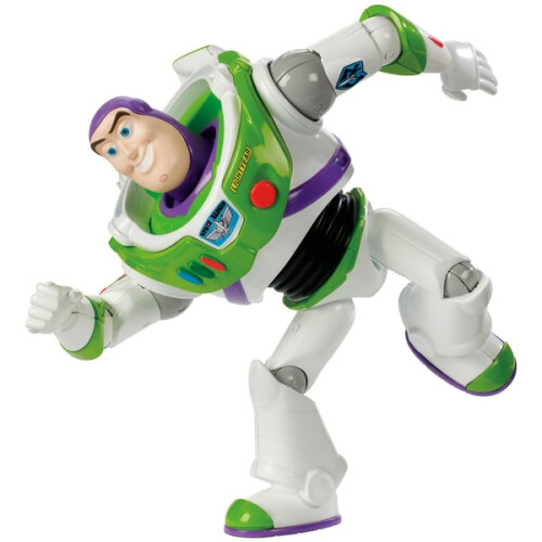Toy Story Action Figure - Buzz Lightyear