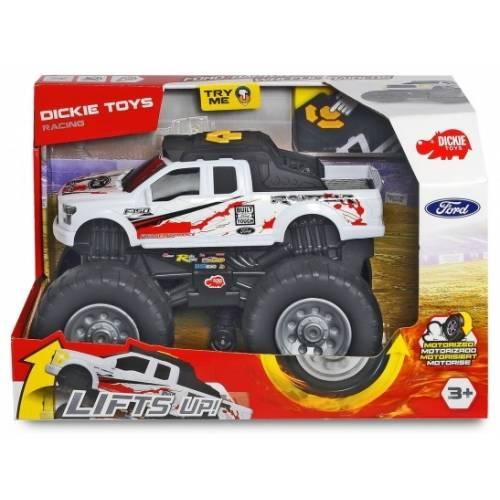 Dickie Toys Ford Raptor Wheelie Raiders