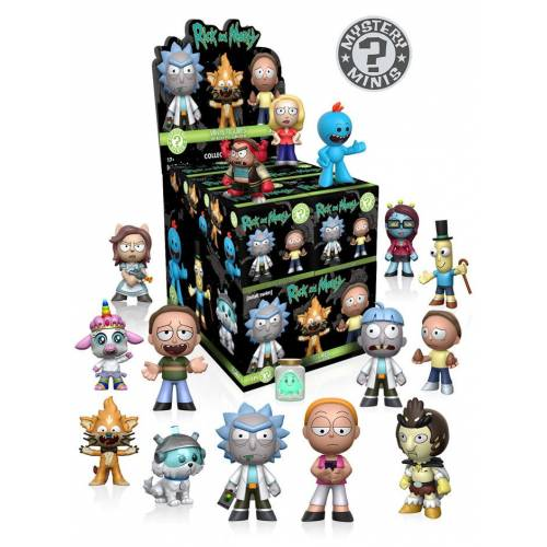 Funko Mystery Minis Blind Box Rick And Morty Series 1