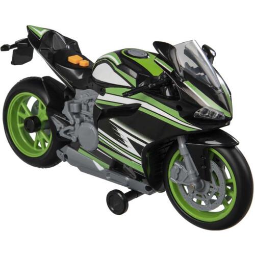 Teamsterz Street Starz Wheelie Bike