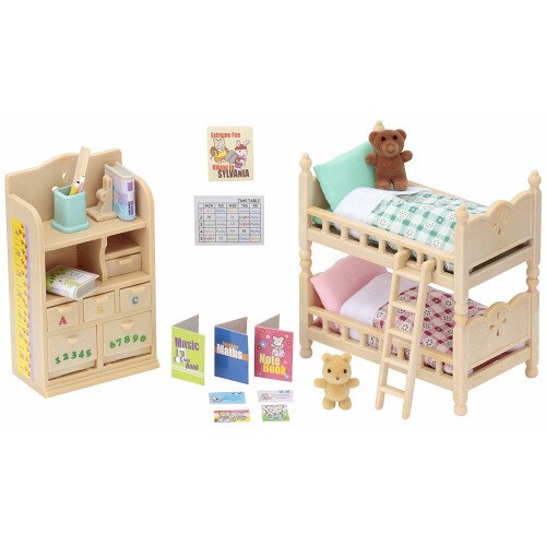 Sylvanian Families Children's Bedroom Furniture