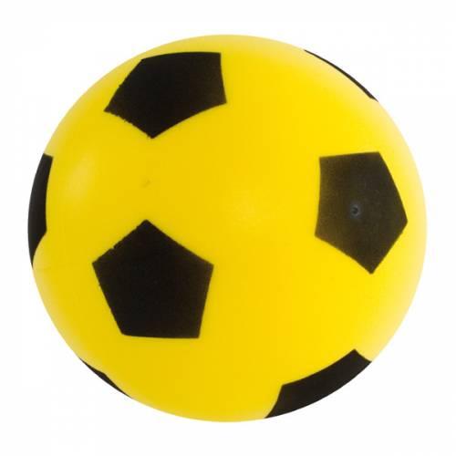 Sponge / Foam Football (12cm) - Yellow