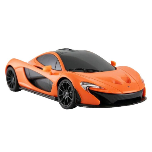 Rastar R/C 1:24 - Mclaren P1 - Orange