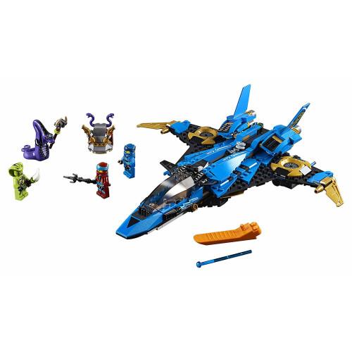 Lego 70668 Ninjago Legacy Jay's Storm Fighter