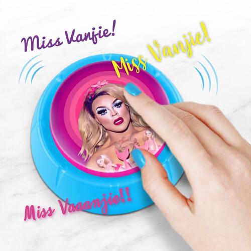 Sound Button - Miss Vanjie