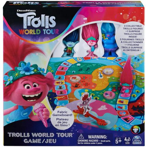 Trolls World Tour Game