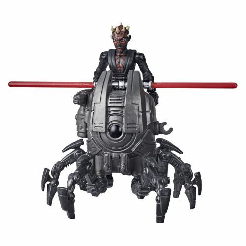 Star Wars Mission Fleet Darth Maul Sith Probe Pursuit