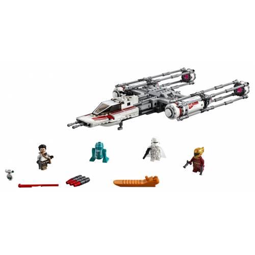 Lego 75249 Star Wars Resistance Y-Wing Starfighter