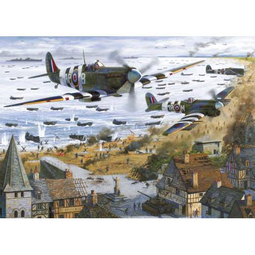 Gibsons D-Day Landings 1000pc