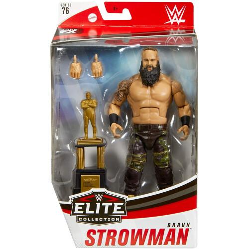 WWE Elite Collection - Braun Strowman