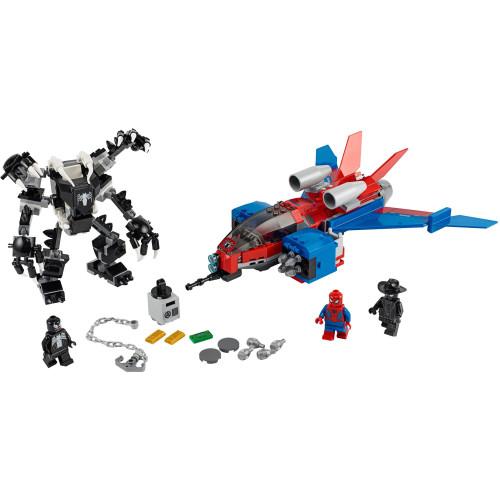 Lego 76150 Spider-Man Spiderjet vs. Venom Mech